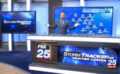 WFXT Weather Center