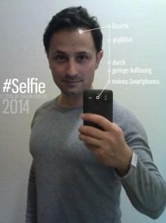 2014 Selfie geglättet