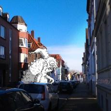 Monster in Bielefeld am 29.05.2014