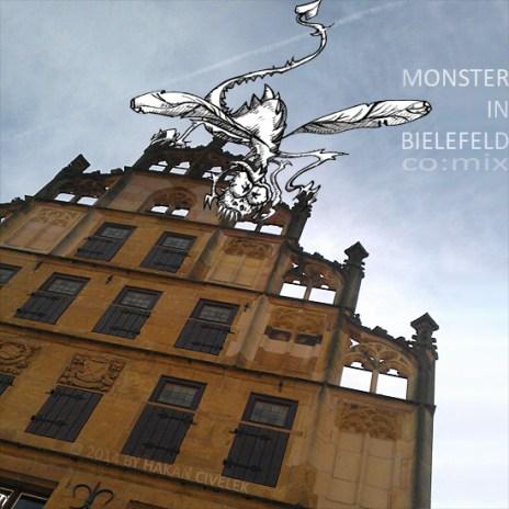 Monster in Bielefeld