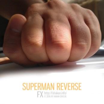 Superman Reverse