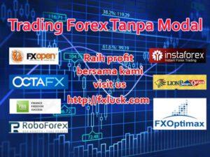 trading forex tanpa modal