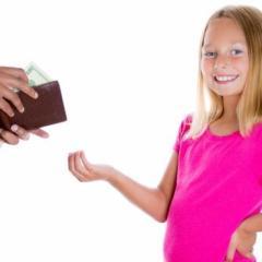cara mengatur uang jajan anak