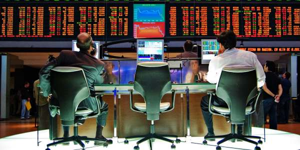 brokers desk