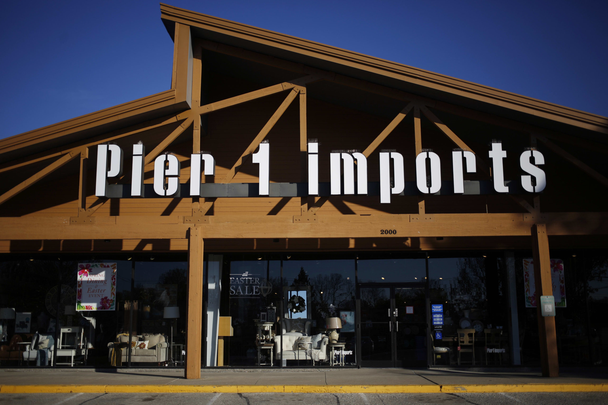 Pier 1 recordsdata for Ch. 11 chapter as talks with potential patrons proceed