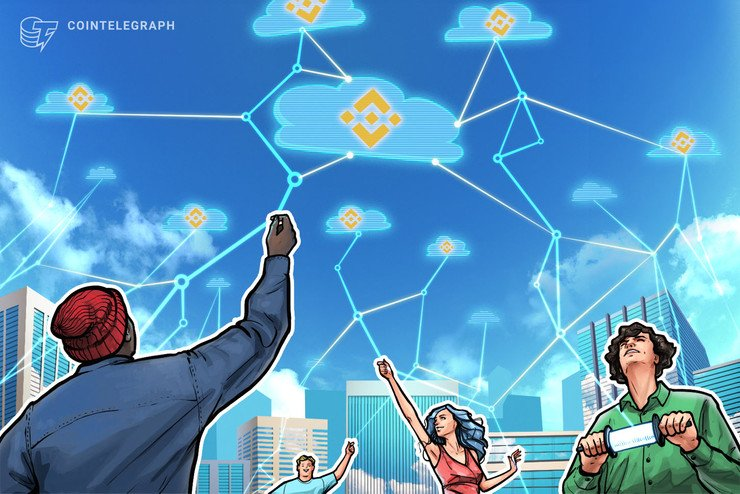 Binance Cloud to Enable Customers to Launch a Crypto Change Inside 5 Days