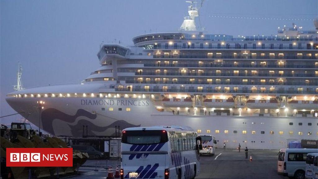 Coronavirus: International Workplace in bid to rescue Britons stranded on cruise ship