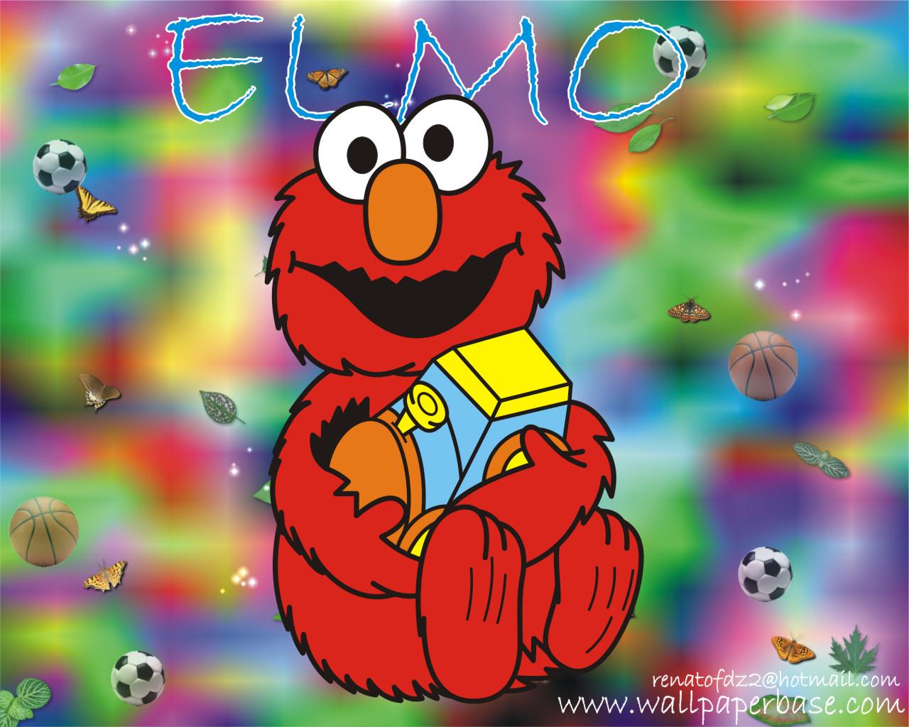 You are viewing the cartoons sesamestreet wallpaper named Sesame street 1.