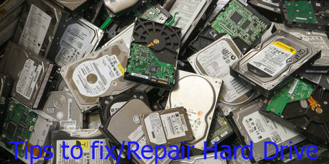 How to Recover/Fix Files from a Corrupted Hard Drive