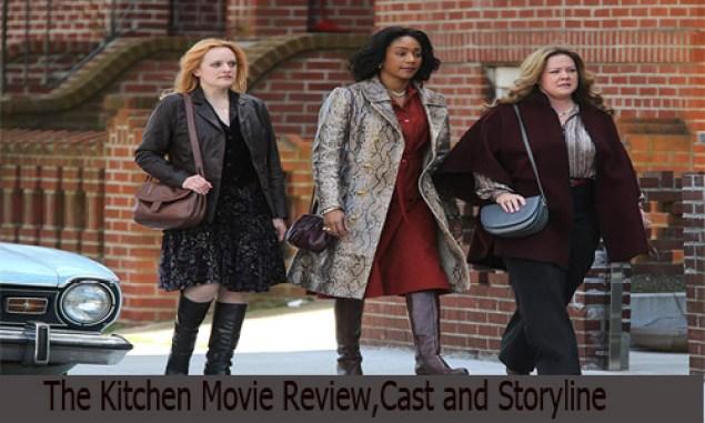 The Kitchen movie cast