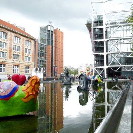 Brunnen Niki de Saint Phalle