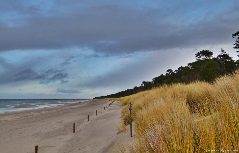 Lubmin Beach 1 HDR