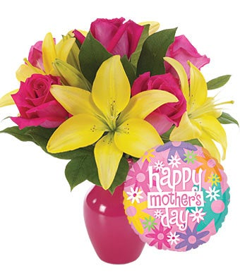 Mother's Day Balloons Bouquet at From You Flowers