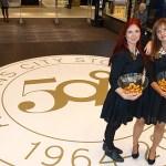 Peter var med när Åhléns City Stockholm firade 50 år