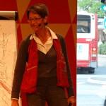 Gudrun Schyman och FI kom inte in i riksdagen