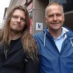 Peter Ahlborg intervjuade Jonas Sjöstedt