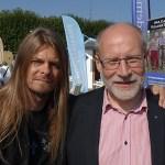 Peter intervjuar bostadsminister Stefan Attefall