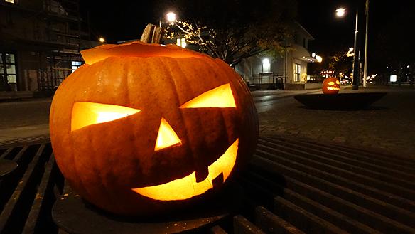 Önskar alla en trevlig Halloween kväll!!! Ta väl hand om varandra! Varmaste hälsningar Peter Ahlborg.  Foto: Peter Ahlborg