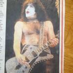 Kiss kommer till Europa