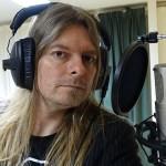 Peter jobbar i studion igen