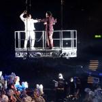 Eric Saade och Jessica Andersson till final i Melodifestivalen