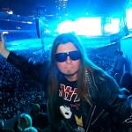 Peter Ahlborg såg Metallica