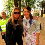 Peter Ahlborg träffade Molly Sanden i Vänersborg