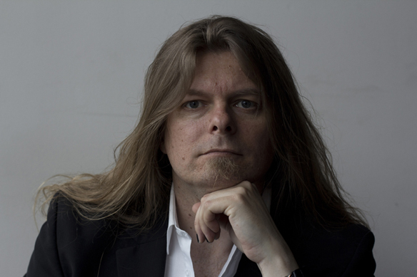 Peter Ahlborg. Foto: Kristian A Söderström