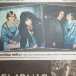 Kiss kommer till Sverige i maj 2016