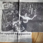 32 år sedan Peter Ahlborg såg Kiss live första gången