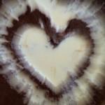 Kärleken är en gudomlig himmelsk låga