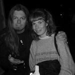 Peter Ahlborg träffar Emelie Eklund som har dansat med Bruce Springsteen