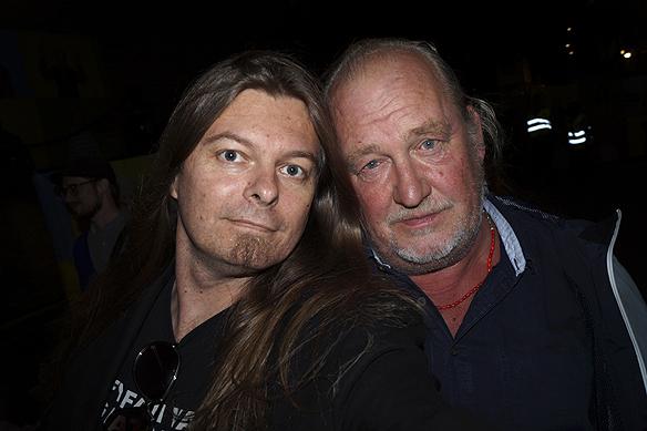 Peter Ahlborg träffar Plura på Göteborgs Kulturkalas.
