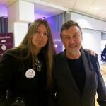 Peter Ahlborg träffar Mr granskning Janne Josefsson på Bokmässan 2016