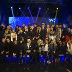 Statistik om Melodifestivalen 2017