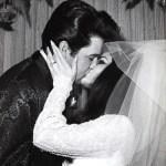 Elvis Presley och Priscilla kommer till Malmö