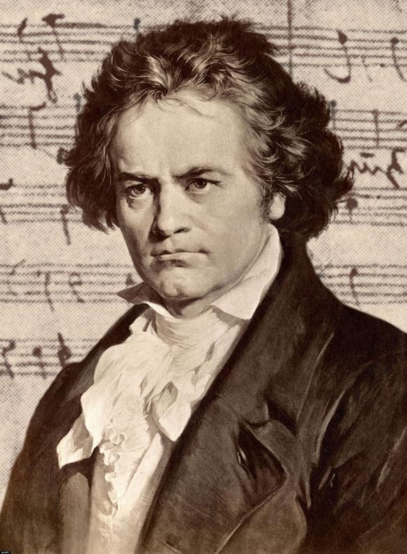 Ludwig van Beethoven (1770-1821) komponerade musik trots att han var totalt döv. Peter Ahlborg hyllar pianovirtuosen Beethoven och alla hans älskvärda verk han skapade – bland annat med en dikt och en hyllningslåt till Beethoven.