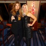 Peter Ahlborgs kändis-julkalender presenterar stolt Carina Ekman den 9 december 2016