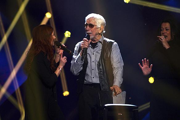 Boogieman Blues - Owe Thörnqvist. Foto: Peter Ahlborg