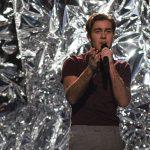 Benjamin Ingrosso lycklig över att han gick final i Melodifestivalen