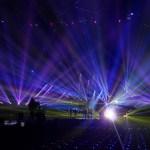 Första bilderna från repetitionen låtarna i Melodifestivalen