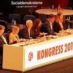 Socialdemokraternas partikongress inledd – utan statsminister Stefan Löfven
