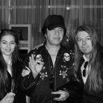 Göteborgs-Posten uppmärksammar Peter Ahlborgs möte med Gene Simmons i Kiss