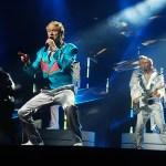 Rolandz bjuder på årets show och drag i Melodifestivalen