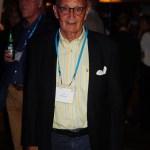 Peter Ahlborg bevakar Moderaternas valvaka – dött lopp mellan blocken