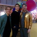 Träffade på Alexander från Melodifestivalklubben
