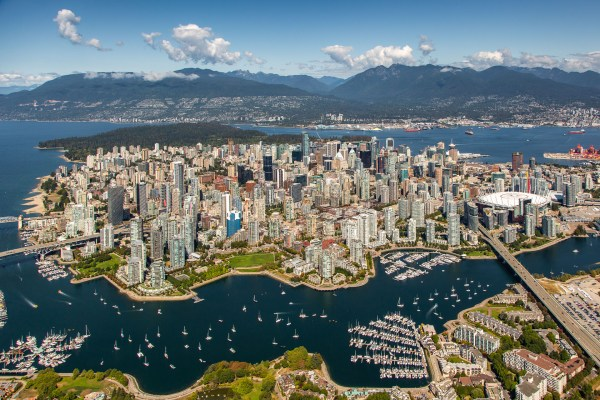 Aerial Photography Vancouver
