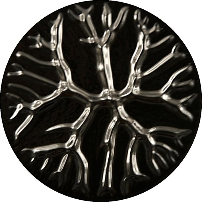 Branching gel.