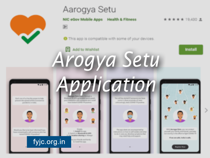 Aarogya Setu Mobile APP Download For Android & iPhone APK
