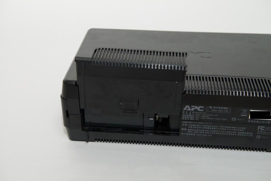 APC BACK UPS 700 電池室